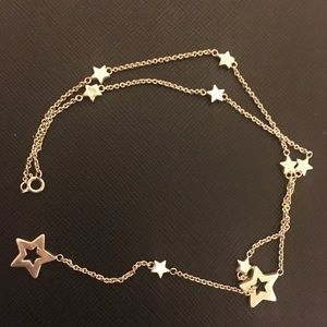 Jewelry - Sterling Silver Star Necklace